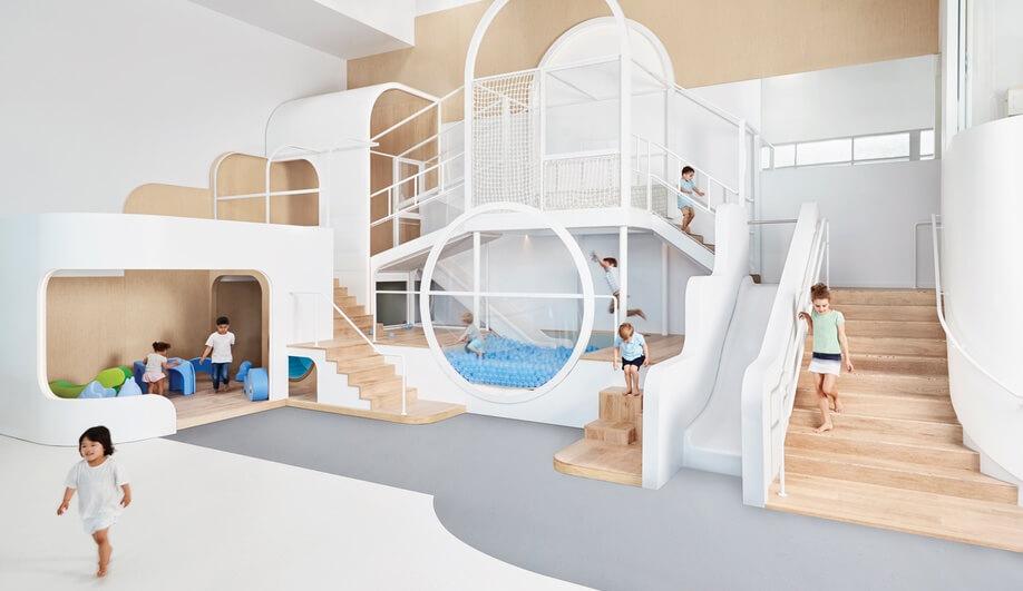 NUBO kids centre in Sydney, Australia