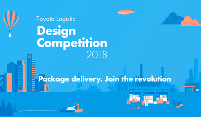 Toyota Logistic Design Competition 2018