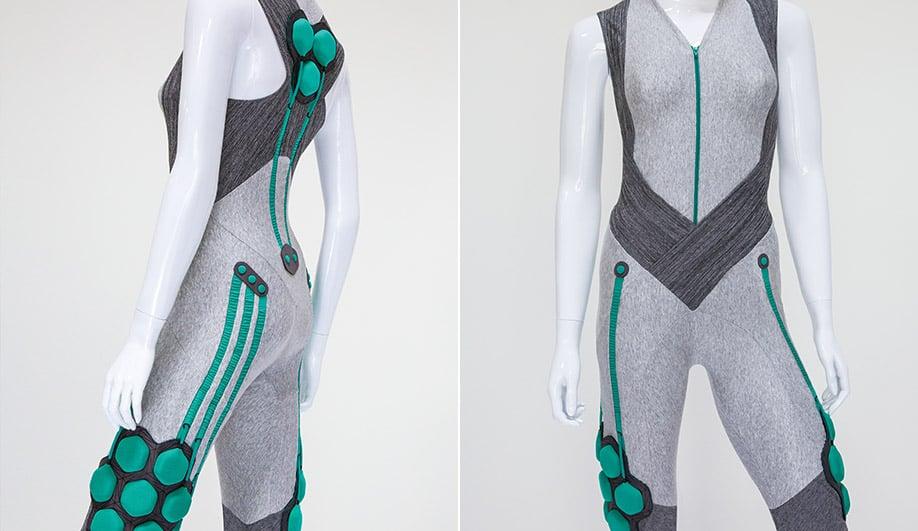 The Aura Powered Suit by Yves Béhar