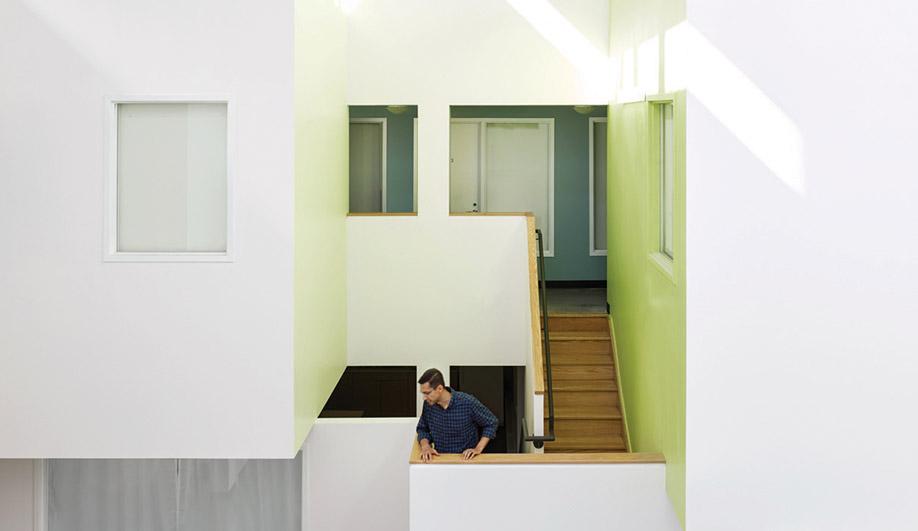 Humane architecture: Eva's Phoenix