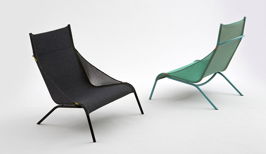 Tent Chair by Moroso