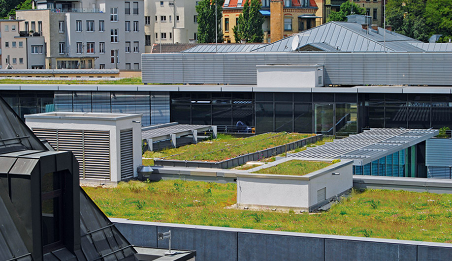 Urban Climate Roofs