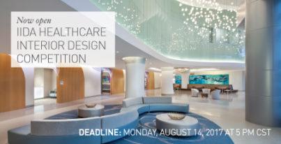 6th Annual IIDA Healthcare Interior Design Competition