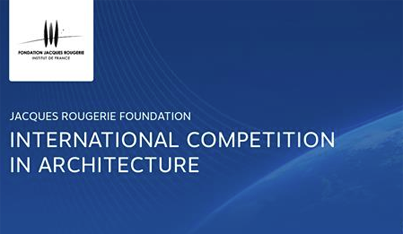 Jacques Rougerie Foundation International Competition in Architecture