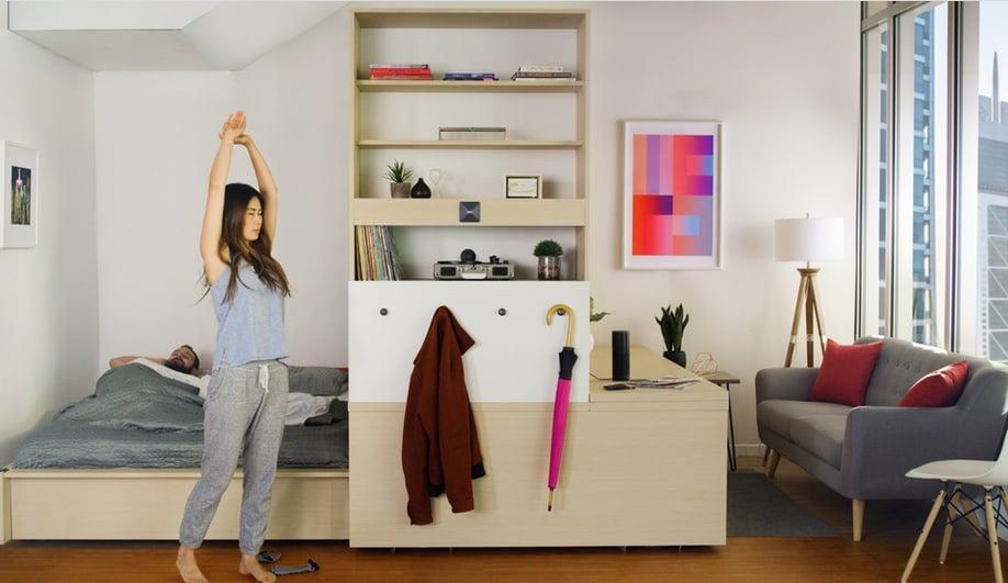 Ori Robotic Furniture Yves Behar MIT 6 Azure