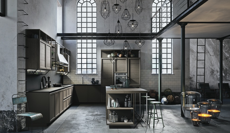 How an Italian Architect Designs a Kitchen