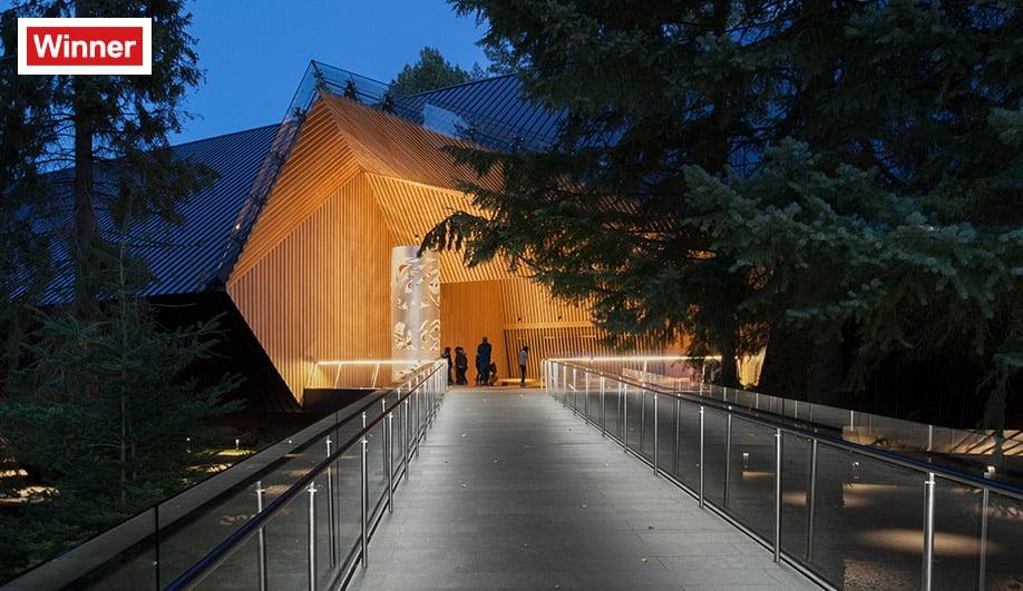 2017 AZ Awards Winner: Architecture Over 1,000m²