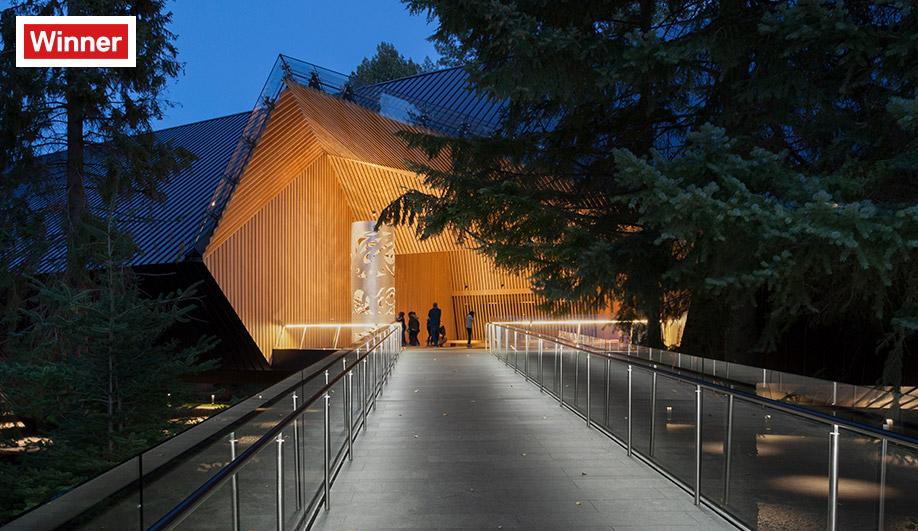 2017 AZ Awards Winner: Architecture Over 1,000 Square Metres
