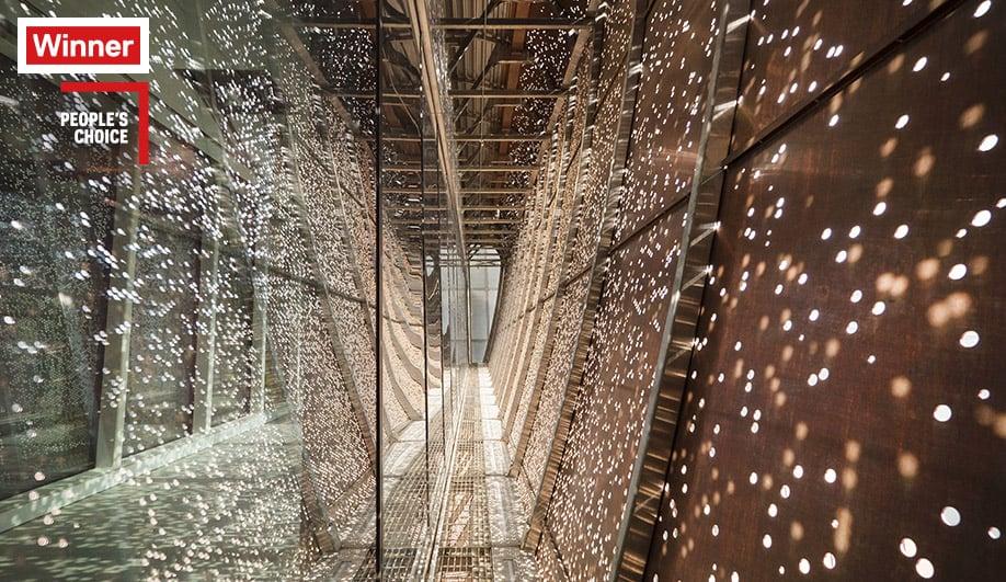 2017 AZ Awards Winner: Lighting Installations