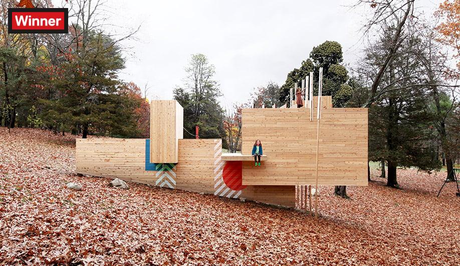 2017 AZ Awards Winner: Recreational Architecture