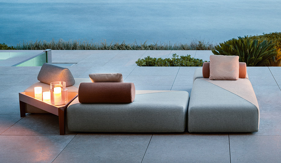 Brixx Seating by Dedon