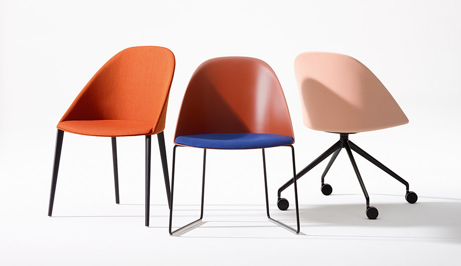 Cila Chair by Arper