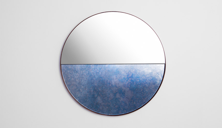 Half-Step Mirror by Bower