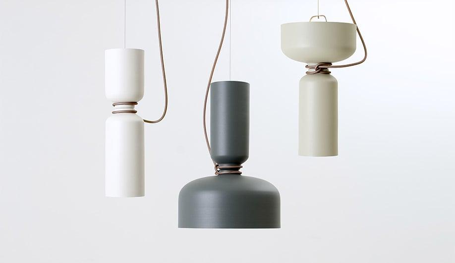 Spotlight Volumes Pendants by ANDlight
