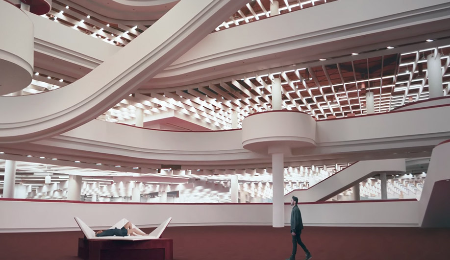 """Architectural Icons Steal the Show in The Weeknd's """"Secrets"""" Video"""