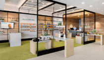 A Marijuana Dispensary That's Serene, Not Shady