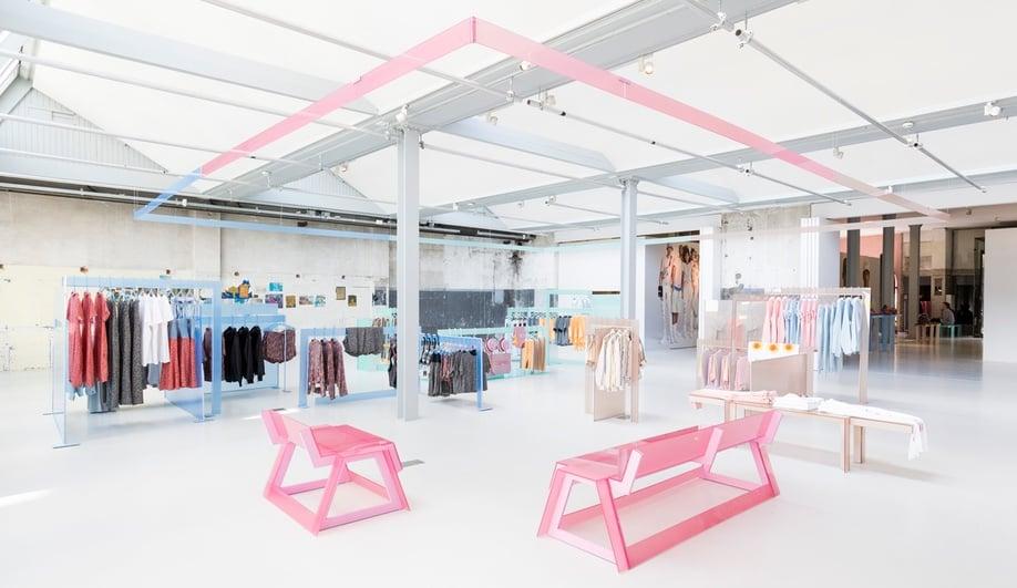 Top Fashion Stores Architecture