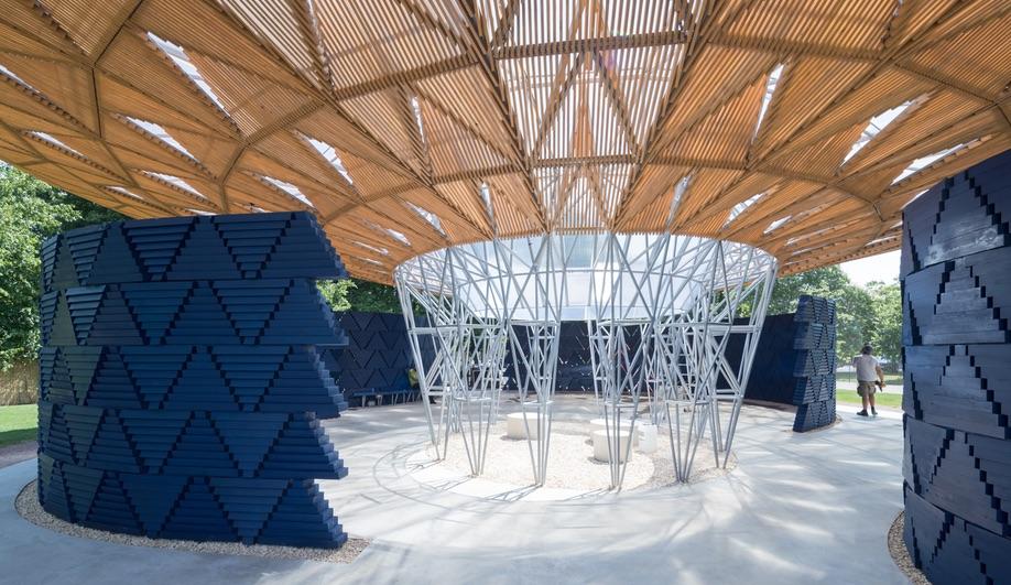 Azure-Hottest-Summer-Installations-2017-Serpentine-Pavilion-01