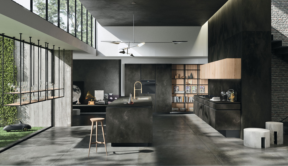 Way Kitchen by Snaidero