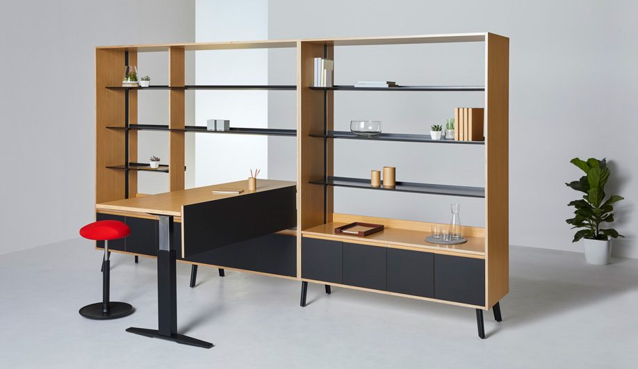 Cern Furniture System by Nienkämper