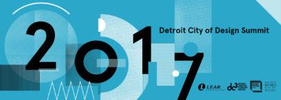 Detroit City of Design Summit