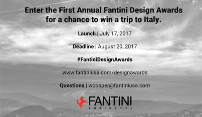 Fantini Design Awards