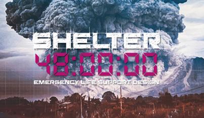 Shelter 48: Emergency Life-Support Design