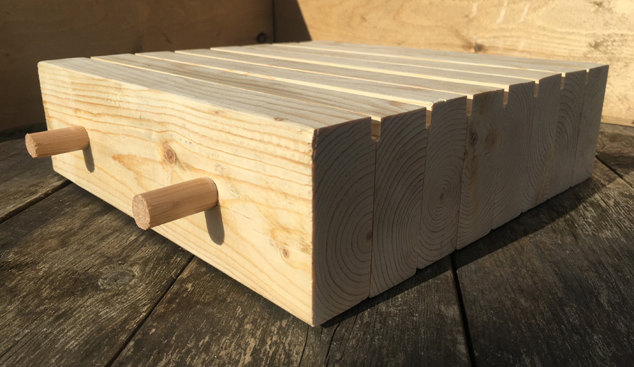 Dowel-Laminated Timber