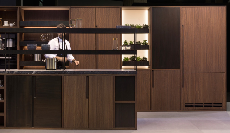 Nature Kitchen by Mobalco