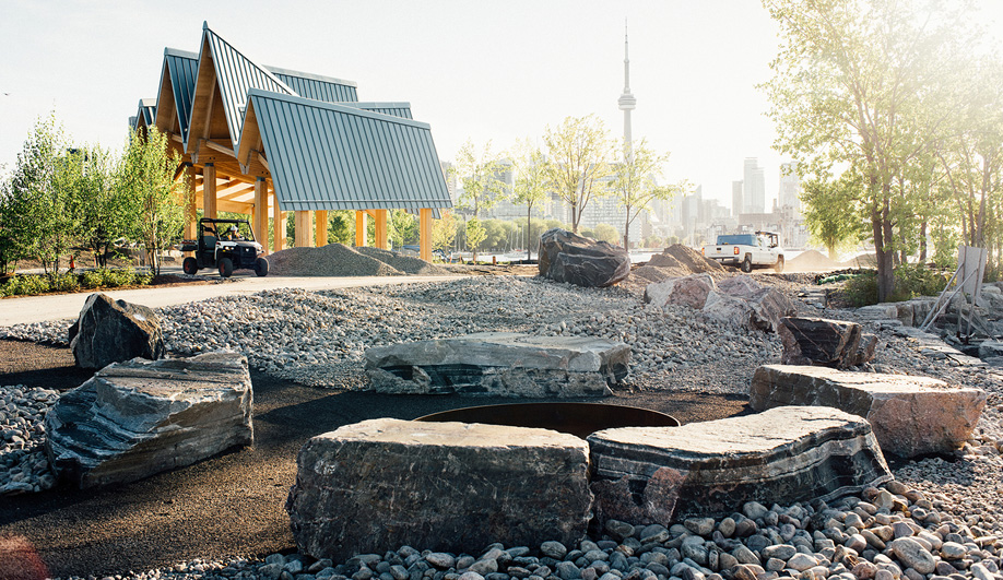 Trillium Park Launches the Transformation of Toronto's Ontario Place