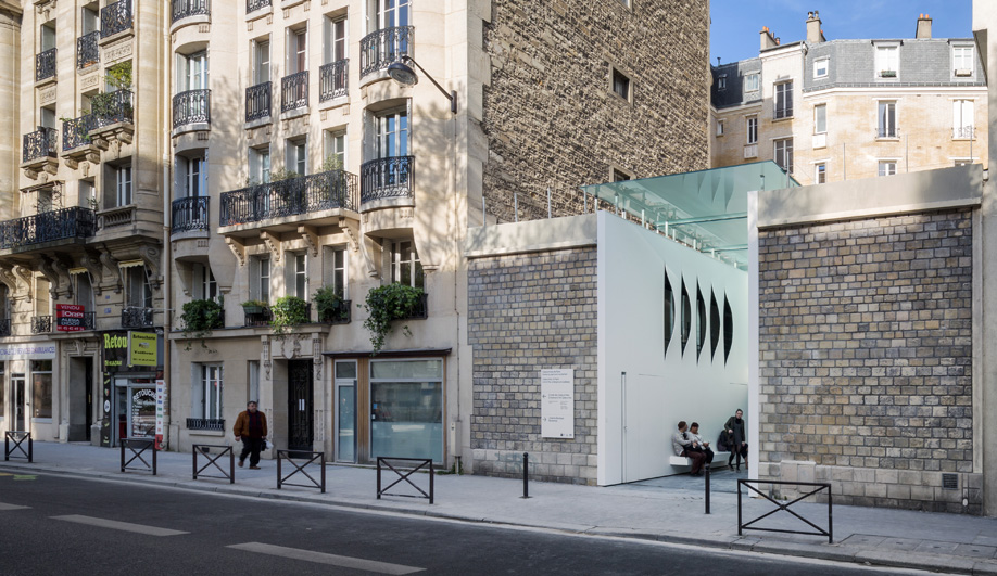 A New Exit for the Paris Catacombs by Yoonseux Architects