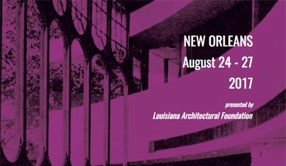 Architecture & Design Film Festival – New Orleans 2017