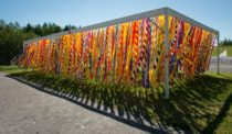 5 Colourful Summer Installations