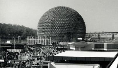 Montréal's Geodesic Dreams