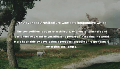 7th Advanced Architecture Contest: Responsive Cities
