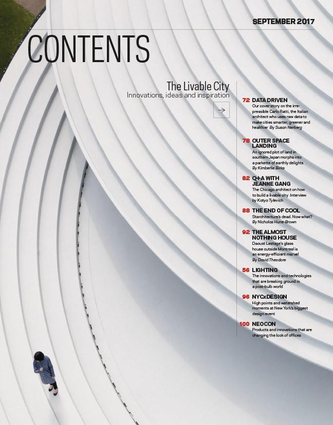 Magazine Features