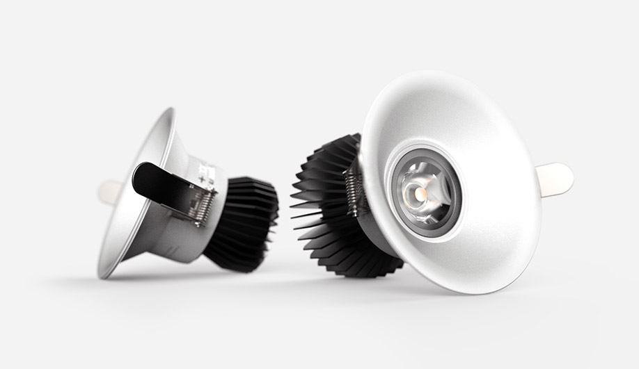 D900+ LED Downlight by Brightgreen