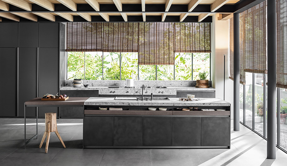 VVD Kitchen System by Dada