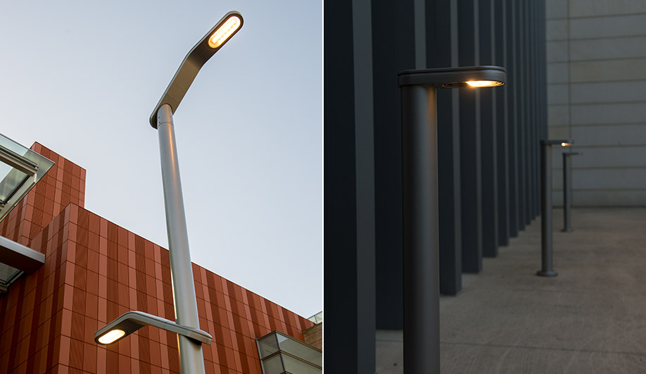 Torres Lighting by Landscape Forms