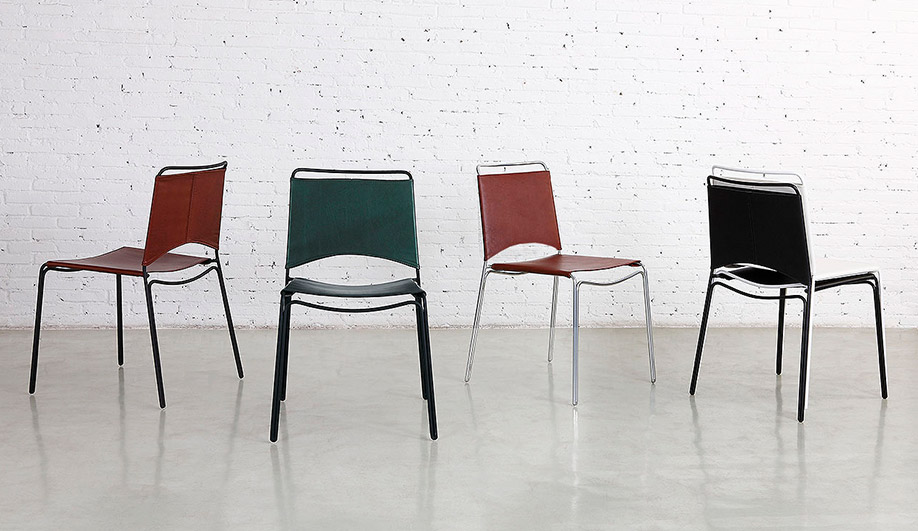 Trace Dining Chair by Mad Furniture Design