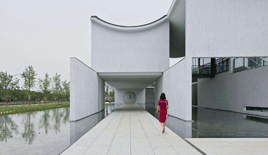 Community Centre in China Brings Private Neighbourhoods Together