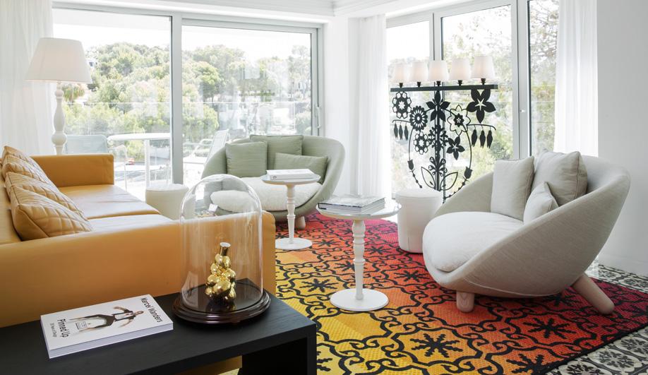 Marcel Wanders\' Latest Hotel Opens in Spain - Azure Magazine