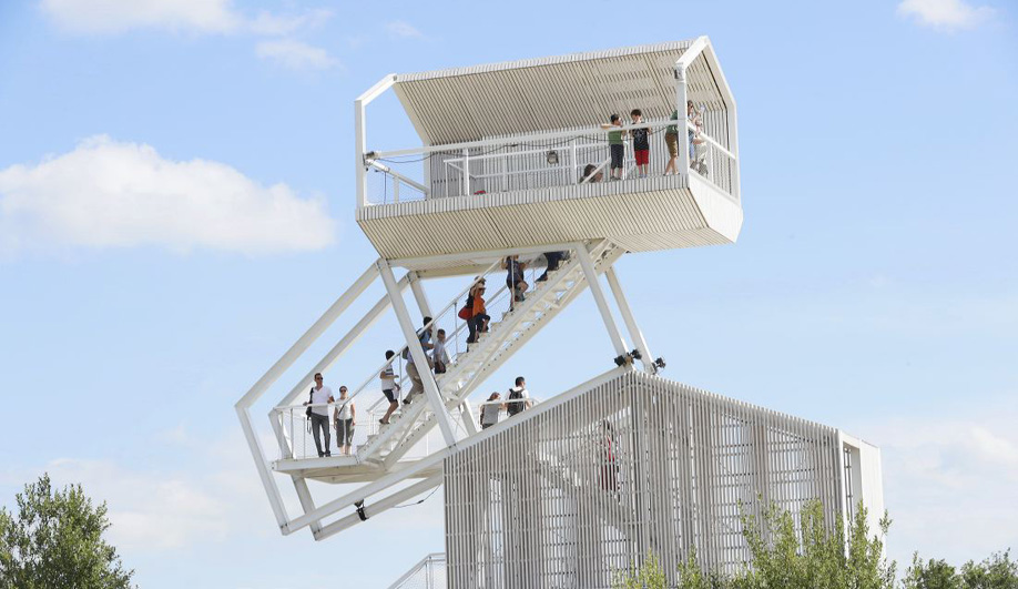 An Observatory and Insect Museum Lend Buzz to a Park Near Paris