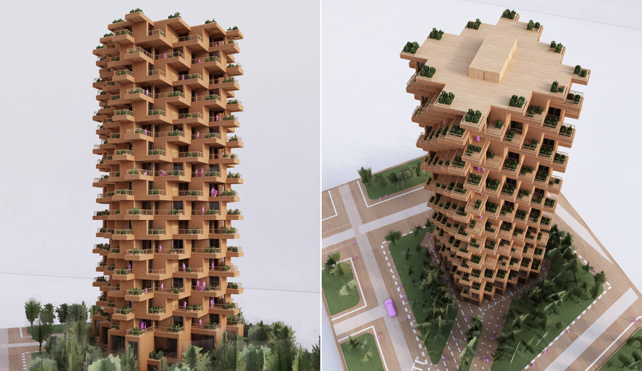 Wood Design And Building Magazine