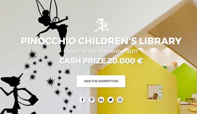 Pinocchio Children's Library