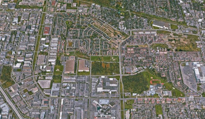 Creating a biodiversity corridor in Saint-Laurent
