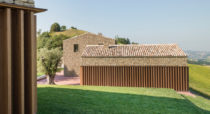 How Italian Firm GGA Turned a Medieval Hamlet into a Modern Villa