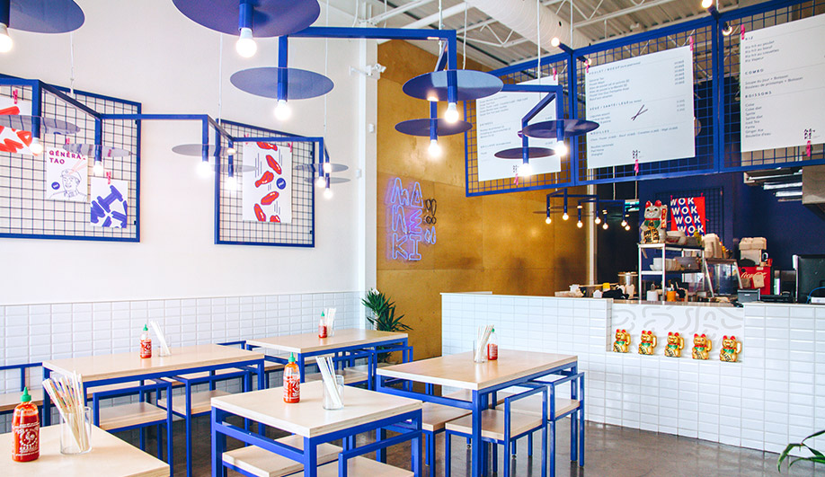 A Montreal Restaurant Filled With Asian Pop Culture References