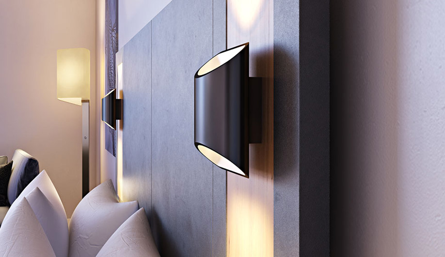 Brooklyn Sconce by Lux LED Lighting
