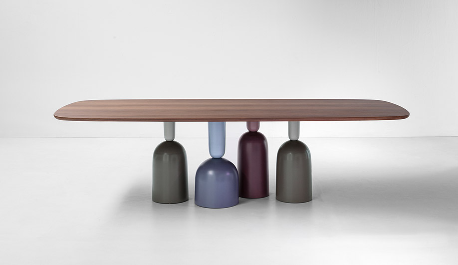 Cop Table by Bonaldo